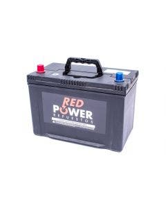 BATERIA RED POWER 90AMP BORNE STDA IZQ.
